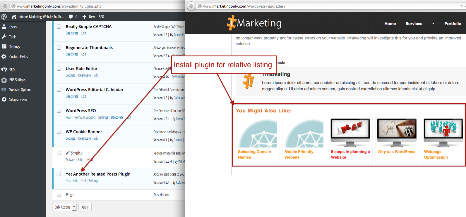 Yet Another Related Posts Plugin (YARPP) | WordPress Plugins