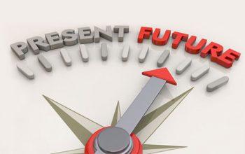 present future