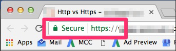 SSl encripts - The securitization of data transfer across the web.
