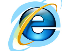 clearing cache Internet Explorer