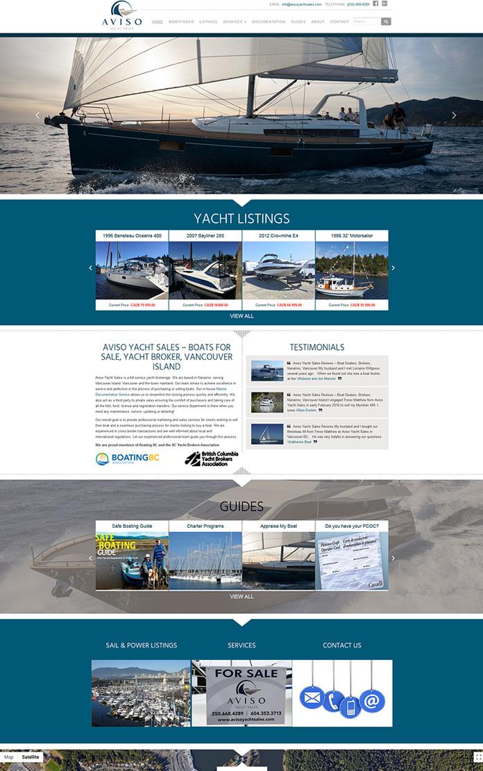 Aviso Yacht Sales
