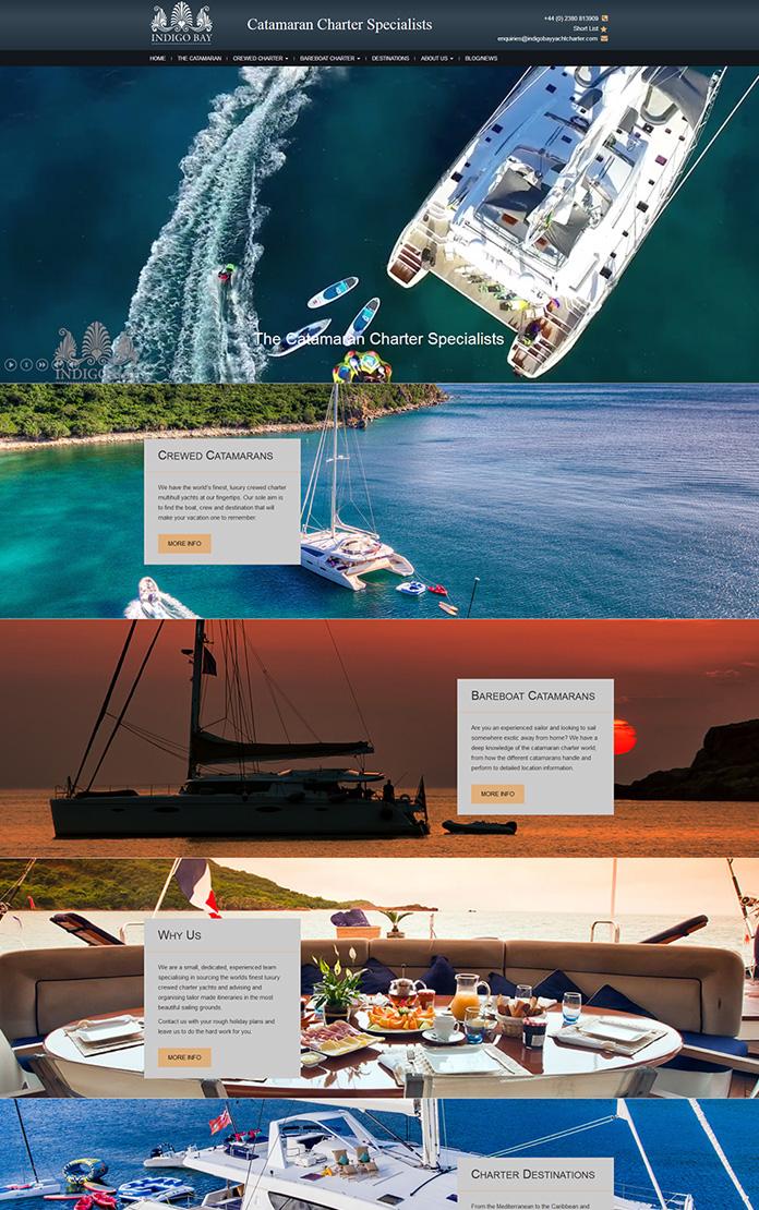 Indigo Bay Catamarans