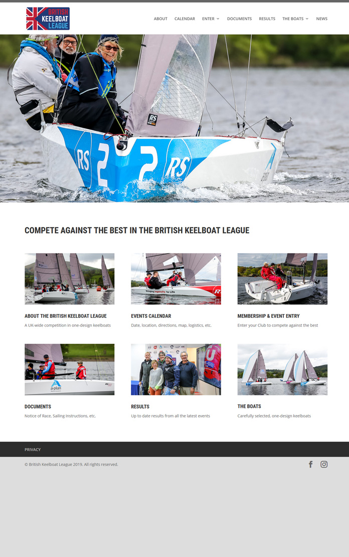 British Keel Boat League