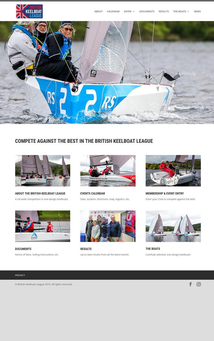 British Keel Boat League